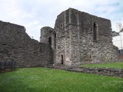 Monmouth Castle and Military Museum