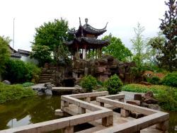 Chinesische Garten