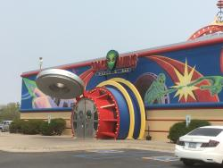 Space Aliens Grill & Bar