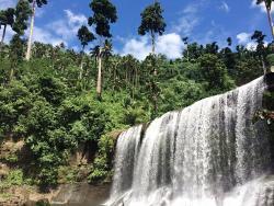 Campawasan Curtain Falls