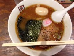 Niboshi Ramen Tamagoro Horie