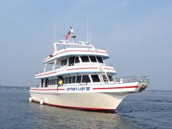 Captain's Fishing Parties & Cruises
