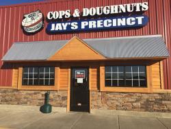 Cops & Doughnuts - Jay's Precinct