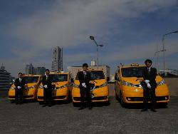 Tokyo Taxi Tours by ASKA Traffic Group