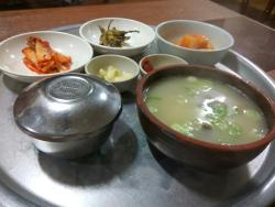 Busan Ox Bone Soup