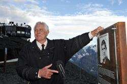 007 Walk of fame - Schilthorn