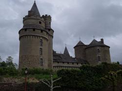Chateau de Coussac-Bonneval