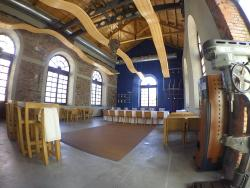 Cafeteria La Termica Museo Nacional Energia