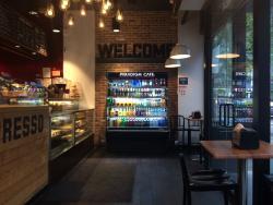 Paradigm Cafe
