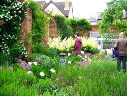 Hidden Gardens of Bury