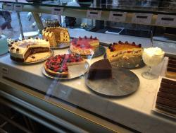Nice looking cakes