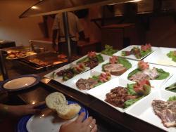 Restaurante de Fondue Hotel Sol Palmeras