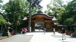Okunitama Shrine