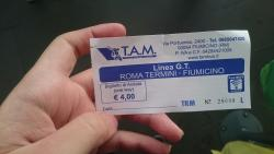 T.A.M. - Tirreno Azienda Mobilita