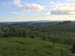 Прекрасное место в Тоскане