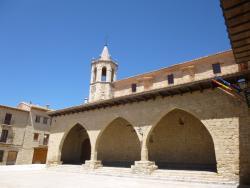 Torre del Campanario de la iglesia de la Asuncion