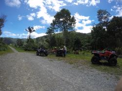 Borneo Quad Biking