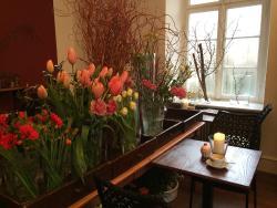 BlumenKunst Cafe und Wein