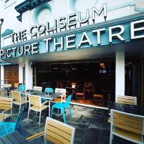 ‪The Coliseum Picture Theatre‬