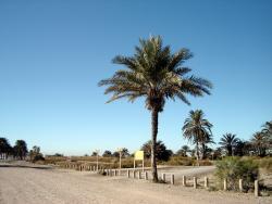 Puerta Verde de Roquetas de Mar