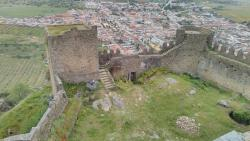 Castle Burguillos del Cerro