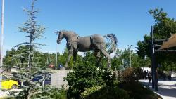 Monument of Bucephalus