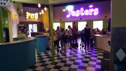 Jesters Cafe at The Castle Fun Center in Chester, NY