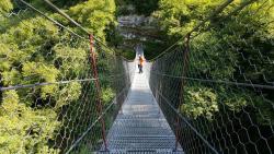 Tibetano Bridge