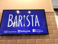 Barista Cannes