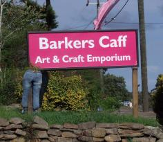 Barkers Caff