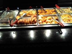 Teppanyaki Grill and Supreme Buffet