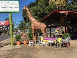 The Big Giraffe Cafe