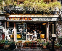Toasteria cafe 三号 (敦南店)