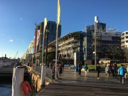 Darling Harbour King Street Wharf