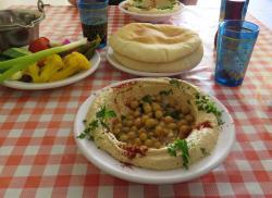 Hummus Hanamal Abu Ramy
