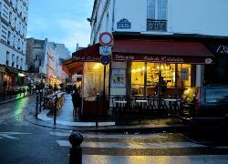 Le Cafe de L'Arbalete