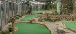 Adventure Minigolf O2 arena