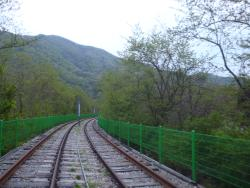 Mungyeong Rail Bike