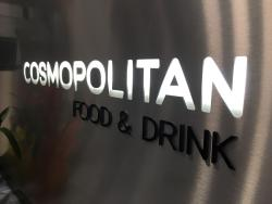 Cosmopolitan Food & Drink