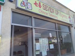 Seven Up Express Chinese Takeaway