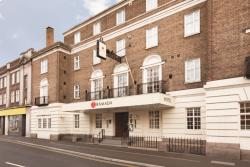 Ramada Loughborough Hotel