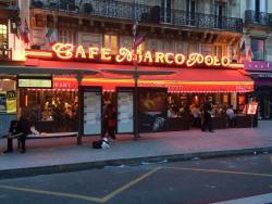 Cafe Marco Polo