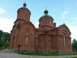 Orthodox Church of St. Nicholas - Bialowieza