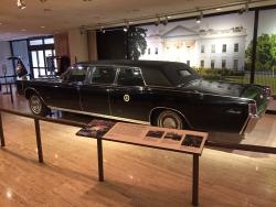 The 1964 presidential limousine
