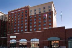 Hilton Garden Inn Oklahoma City – Bricktown