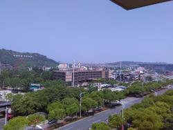 See the Suzhou Amusement Park from the room!