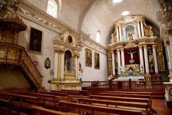 Монастырь-музей колониального искусства Святой Терезы