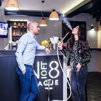 Loft N8 Restaurant and Hookah Lounge