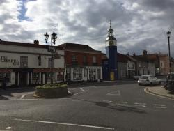 Coggeshall Clock House and Clock Tower