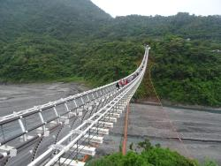 Shanchuan Glass Bridge